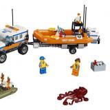 60165 Legoâ® City Unitatea De Intervenè›Ie 4 X 4 - LEGO City