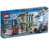 Set Lego City Bulldozer Break-In