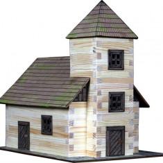 Biserica - Walachia - Set de constructie