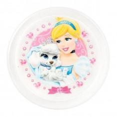 Farfurie Plastic Princess Pets Lulabi 8266701