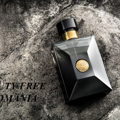 Parfum Original Versace Oud Noir Pour Homme Tester EDP 100ml + Cadou - Parfum barbati Versace, Apa de parfum