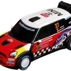 Jucarie Carrera Slot Car Go!!! Mini Countryman Wrc - Masinuta