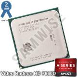 Procesor AMD A10 X4 5800K, 3.8GHz (Turbo 4.2GHz), Quad Core, Black Edition, Socket FM2, Video Radeon HD 7660D - Procesor PC