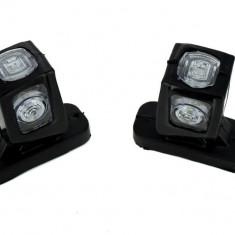 Lampa Gabarit LED TIR Camion Remorca 24V PREMIUM AL-060917-17, Universal