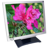 "Monitor LCD BENQ 19"" FP91G+, 1280 x 1024, 8ms, DVI, VGA, Cabluri Incluse"
