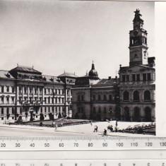 Bnk cp Arad - Piata Sfatului popular - necirculata - Carte Postala Crisana dupa 1918, Printata