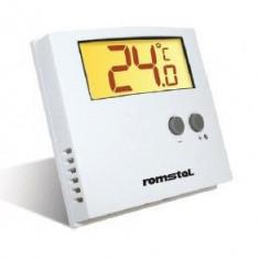 Termostat Incalzire Pardoseala VISION VERT30UP DISPLAY pentru doza