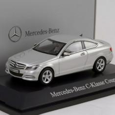 Mercedes-Benz C-Class/Klasse Coupe (C204) 2011, Norev, 1/43 - Macheta auto