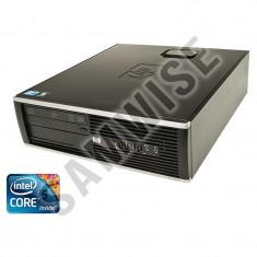 Calculator HP 8200 SFF, Intel Core i5 2500 3.3GHz (turbo 3.7GHz), 4GB DDR3, 320GB, Video HD Graphics, DVD-RW - Sisteme desktop fara monitor