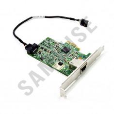 Placa de retea Intel Gigabit GB-LAN 10/100/1000 Mbps PCI-Express x1