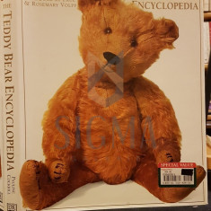 COCKRILL PAULINE, THE TEDDY BEAR ENCYCLOPEDIA (Album-Catalog), New York (First American Edition !!!), 1993 - Enciclopedie