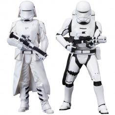 Star Wars Episode VII ARTFX+ Statue 2-Pack First Order Snowtrooper & Flametrooper 18 cm