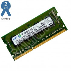 Memorie 4GB DDR3 1333MHz Samsung 2Rx8 SODIMM - Memorie RAM laptop