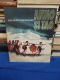 ION MARIN SADOVEANU - AKHO SI TAO ( O POVESTE DIN VREMEA GHETARILOR ) - 1963
