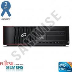 Calculator Fujitsu E900 DT, Intel Core i3 2120 3.3GHz, 4GB DDR3, 160GB, DVD-ROM - Sisteme desktop fara monitor, Fara sistem operare
