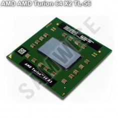 Procesor Laptop, AMD Turion 64 X2 TL-56 1.8GHz, Dual Core, Cache 1MB, 64-Bit, TDP 31W