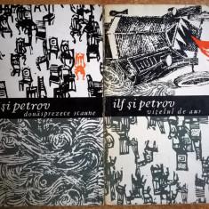 Ilf si Petrov – Douasprezece scaune * Vitelul de aur {2 volume} - Roman