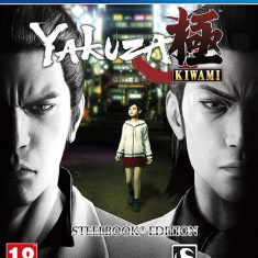Yakuza Kiwami Steel Book Edition Ps4 - Jocuri PS4