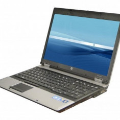 Laptop HP ProBook 6550b, Intel Core i5 450M 2.4 Ghz, 4 GB DDR3, 320 GB HDD SATA, DVDRW, WI-FI, Bluetooth, WebCam, Finger Print, Display 15.6inch 136