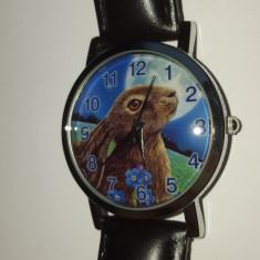 Ceas de mână unisex Iepuraș sub clar de lună