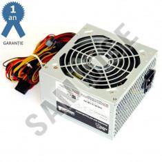 Sursa 450W Rasurbo, BAP-450, 2 x SATA, Molex, Ventilator 120mm, PFC - Sursa PC Rasurbo, 450 Watt