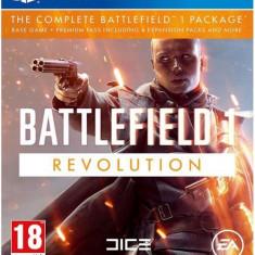 Battlefield 1 Revolution Ps4 - Jocuri PS4