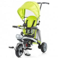 Tricicleta Chipolino Maverick Lime - Tricicleta copii