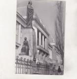 bnk cp Iasi - Universitatea Al I Cuza - Statuia lui M Eminescu - necirculata