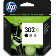 Consumabil Original HP Cerneala HP 302XL Black