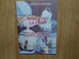 Invitatie la ceai -Liana Parjol Savulescu anul 1993