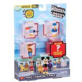 Set Figurine Disney Crossy Roads Mini Figures 4 Pack