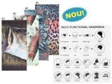 Multifunctional Headwear ( Bandana multifunctionala diverse modele ), Din imagine