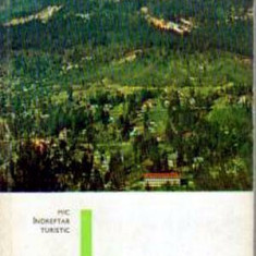 Sinaia - Autor(i): Milton F. Lehrer - Ghid de calatorie