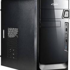 Carcasa Spire SPK3301B-420WPFC22-U3 Micro tower 420W Negru - Carcasa PC