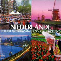 Niederlande - English, Deutsch, Francais, Japanese - Autor(i): colectiv - Ghid de calatorie