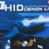 Kit Xenon HID Fara Canbus H1, H3, H4 , H7, H8, H11, H27, 9005, 9006, 4300K-6000K