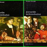 Jocurile schimbului vol.I-II - Autor(i): Fernand Braudel - Istorie