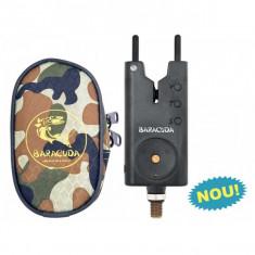 Avertizor sonor/luminos Baracuda C1 - Avertizor pescuit