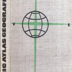 Mic atlas geografic - Autor(i): A. Barsan - Ghid de calatorie