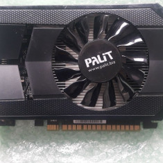 Placa video Palit GeForce GTX 650 Ti 1GB DDR5 128-bit - Placa video PC Palit, PCI Express