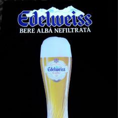 RECLAMA DE BERE EDELWEISS BEREA ALBA NEFILTRATA !