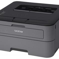 Imprimante Laser Brother HL-L2300D ca noi la cutie cu Garantie - Imprimanta laser alb negru Brother, DPI: 1200, A4, 25-29 ppm