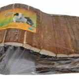 Casuta lemn cobai - Tyrol - 25x14x17 cm - 206998 - Cusca, cotet, tarc si colivie