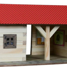 Gara - Walachia - Set de constructie