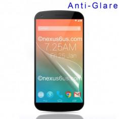 Folie protectie ecran pentru Motorola Nexus 6 - mata - Folie de protectie