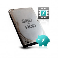 SSHD Hard disk notebook Seagate Laptop , 1TB, SATA-III, 5400 RPM, cache 64MB