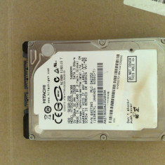 Hard disk laptop SATA Hitachi 250g 5K320-250 - DEFECT - HDD laptop Western Digital, 500-999 GB, Rotatii: 5400, SATA 3, 8 MB