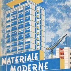 Materiale moderne in constructii - Autor(i): Alexandru Negoita - Carti Constructii