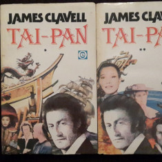 Tai-Pan De James Clavell - 2 Vol., 1992 - 5 - Roman
