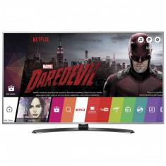 Televizor LED Smart LG, 123 cm, 49UH668V, 4K Ultra HD, 121 cm, Smart TV